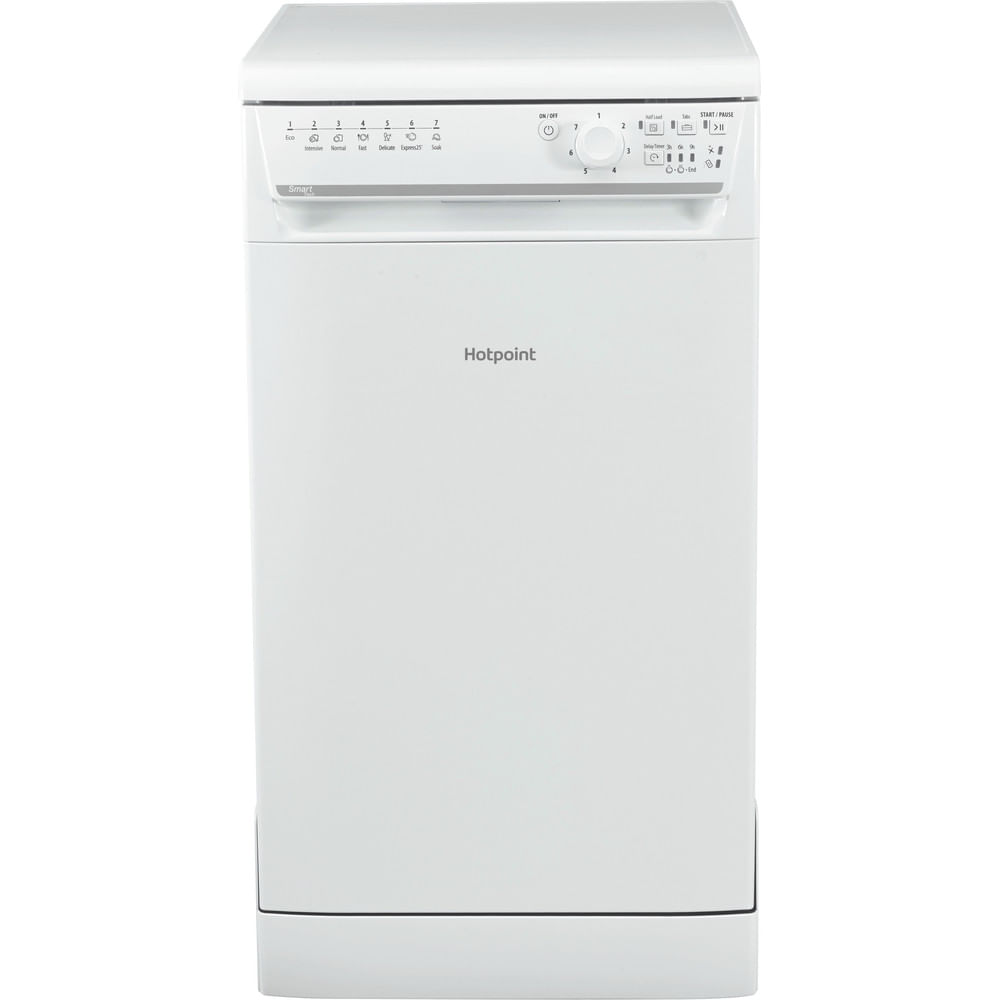 Hotpoint Freestanding Dishwasher SISML 21011 P : discover the specifications of our home appliances and bring the innovation into your house and family.