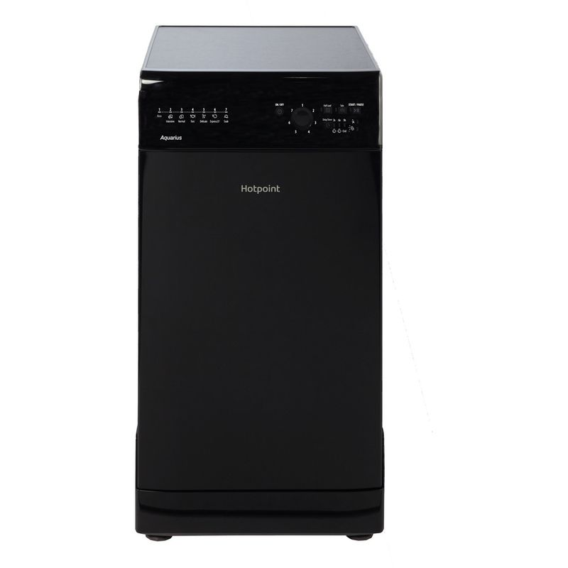 Hotpoint-Dishwasher-Free-standing-SIAL-11010-K-Free-standing-A-Frontal
