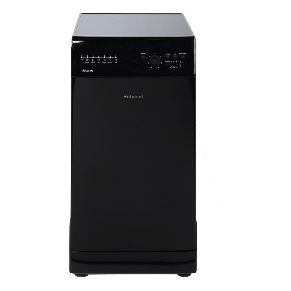 Hotpoint Freestanding Dishwasher SIAL 11010 K : discover the specifications of our home appliances and bring the innovation into your house and family.