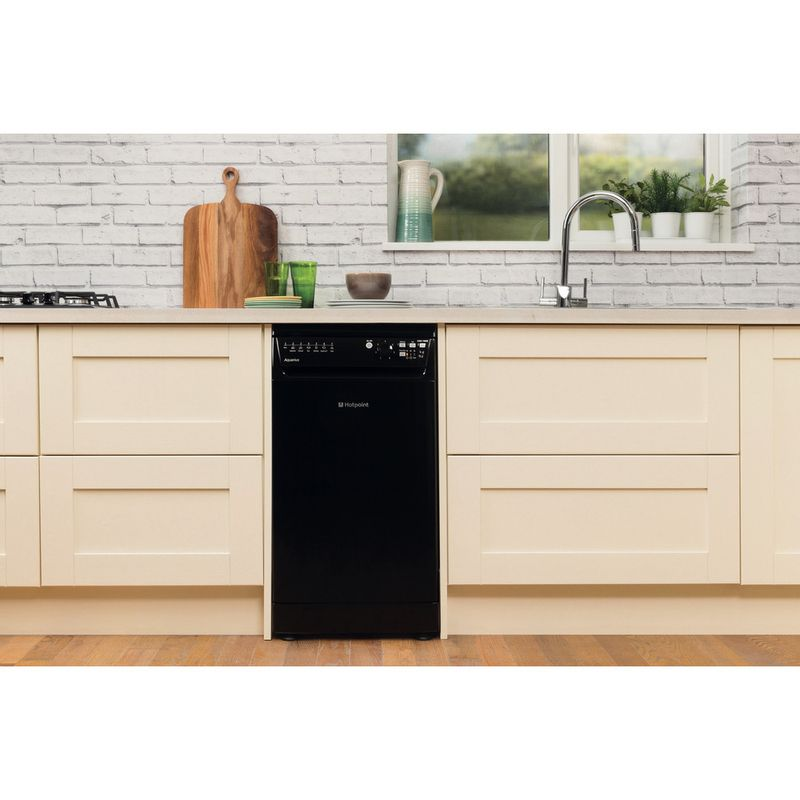 Hotpoint-Dishwasher-Free-standing-SIAL-11010-K-Free-standing-A-Lifestyle-frontal
