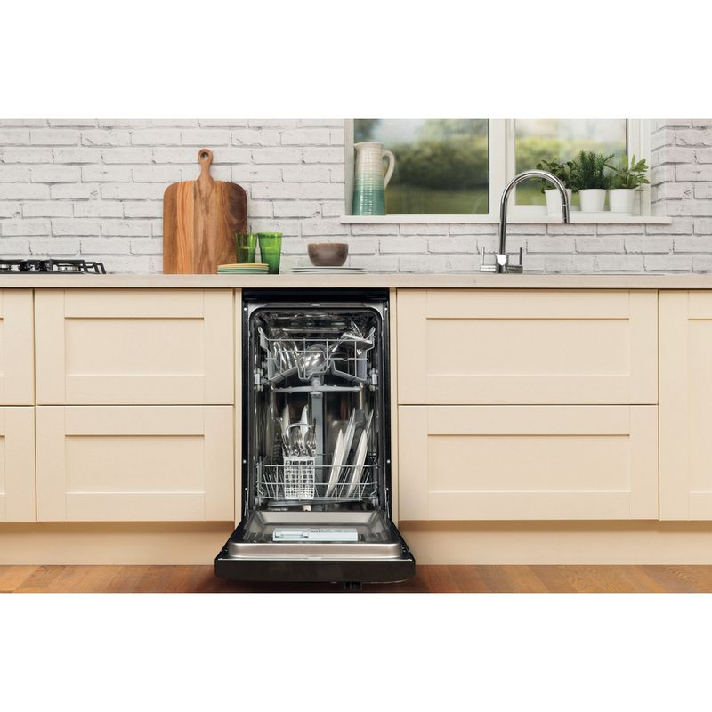 Hotpoint-Dishwasher-Free-standing-SIAL-11010-K-Free-standing-A-Lifestyle-frontal-open