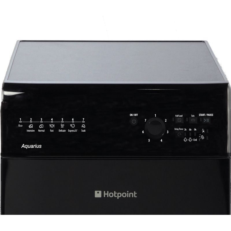 Hotpoint-Dishwasher-Free-standing-SIAL-11010-K-Free-standing-A-Control-panel