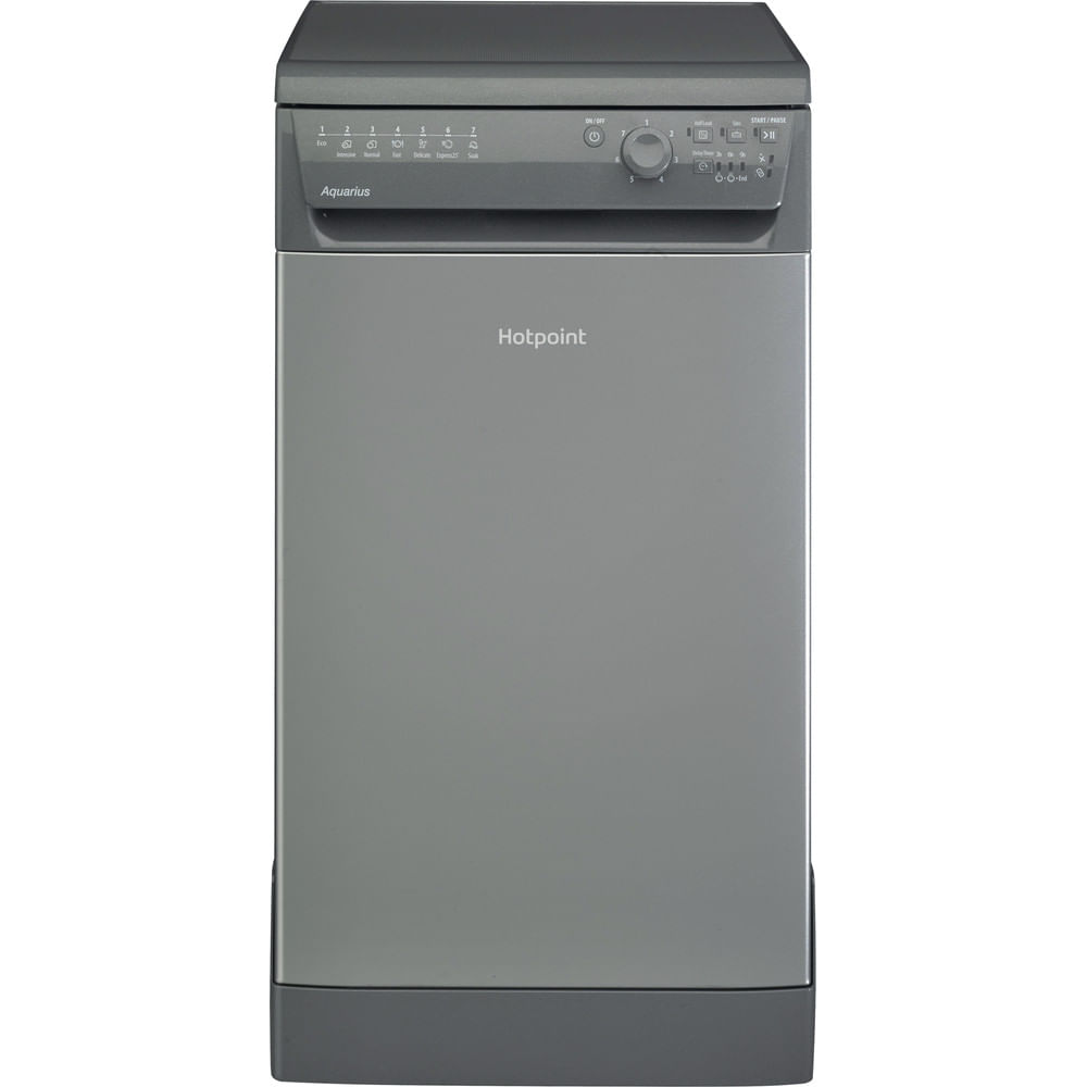 Hotpoint Freestanding Dishwasher SIAL 11010 G : discover the specifications of our home appliances and bring the innovation into your house and family.