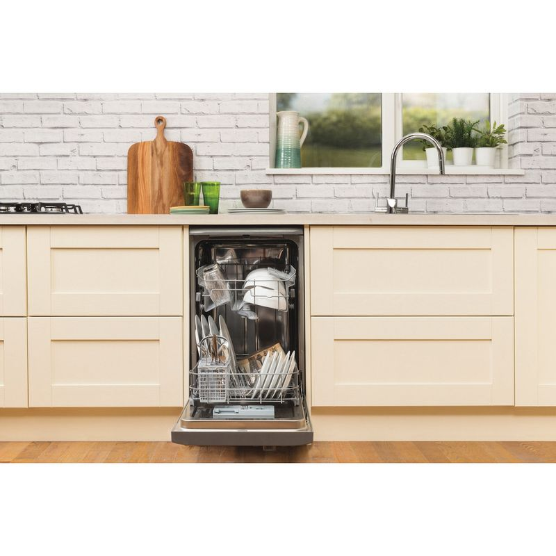 Hotpoint-Dishwasher-Free-standing-SIAL-11010-G-Free-standing-A-Lifestyle_Frontal_Open