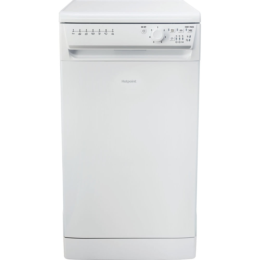 Hotpoint Freestanding Dishwasher SIAL 11010 P : discover the specifications of our home appliances and bring the innovation into your house and family.