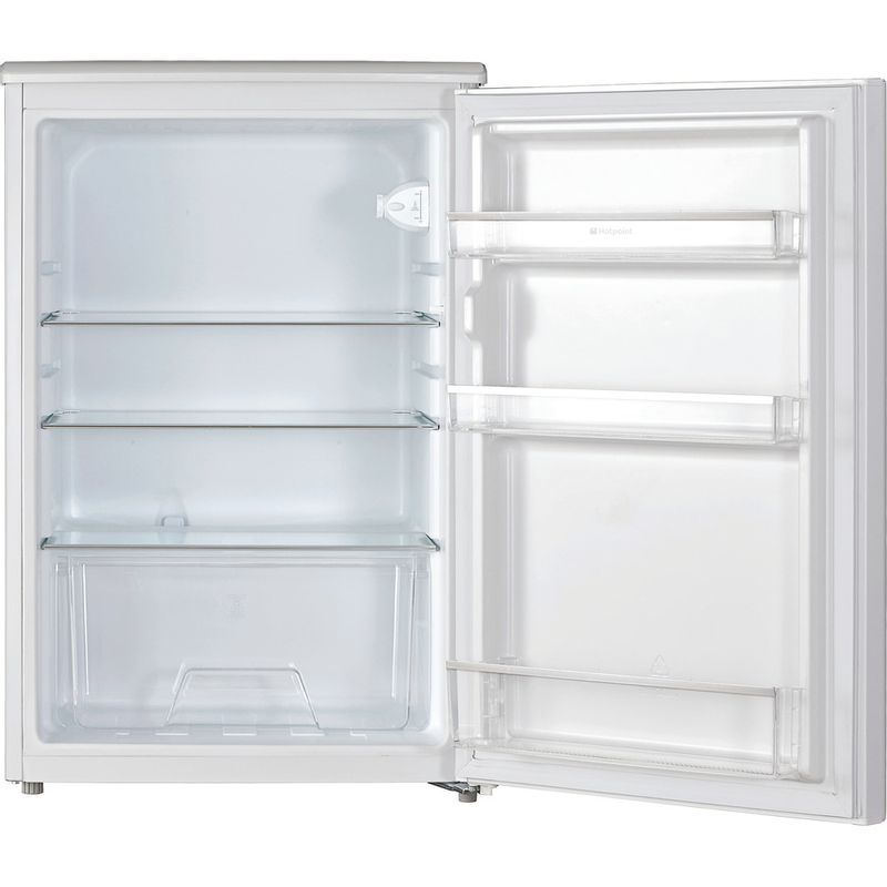 Hotpoint-Refrigerator-Free-standing-CTL-55-P-White-Frontal_Open