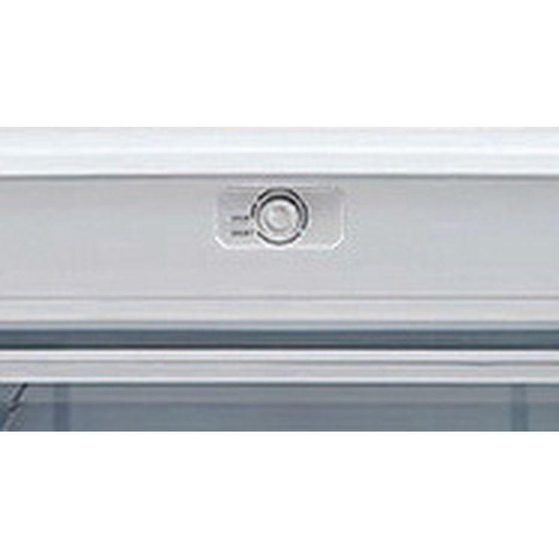 Hotpoint-Freezer-Free-standing-CTZ-55-P-White-Control-panel