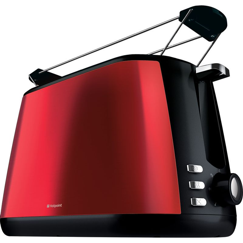 Hotpoint-Toaster-Free-standing-TT-22M-DR0-L-UK-Red-Profile