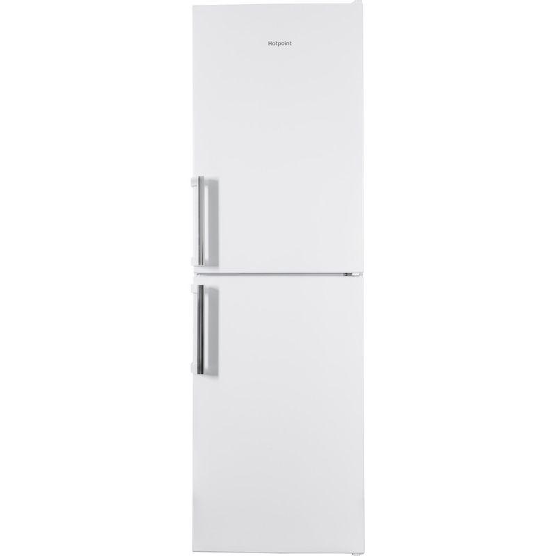 Hotpoint-Fridge-Freezer-Free-standing-XECO85-T2I-WH-White-2-doors-Frontal