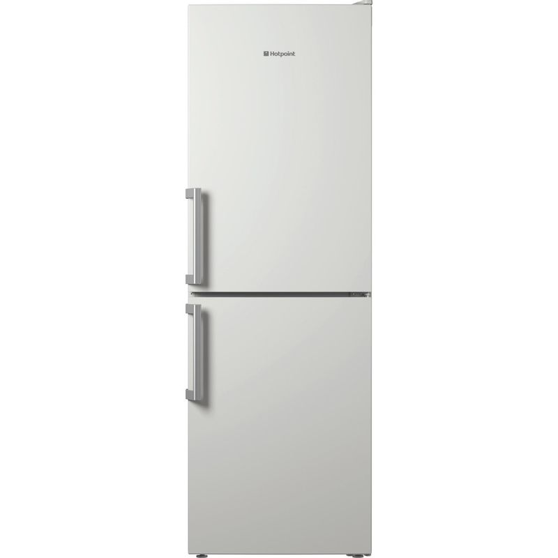 Hotpoint-Fridge-Freezer-Free-standing-LECO7-FF2-WH-White-2-doors-Frontal