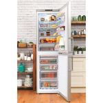 Hotpoint-Fridge-Freezer-Free-standing-XAG95-T1I-GH-Graphite-2-doors-Lifestyle-frontal-open