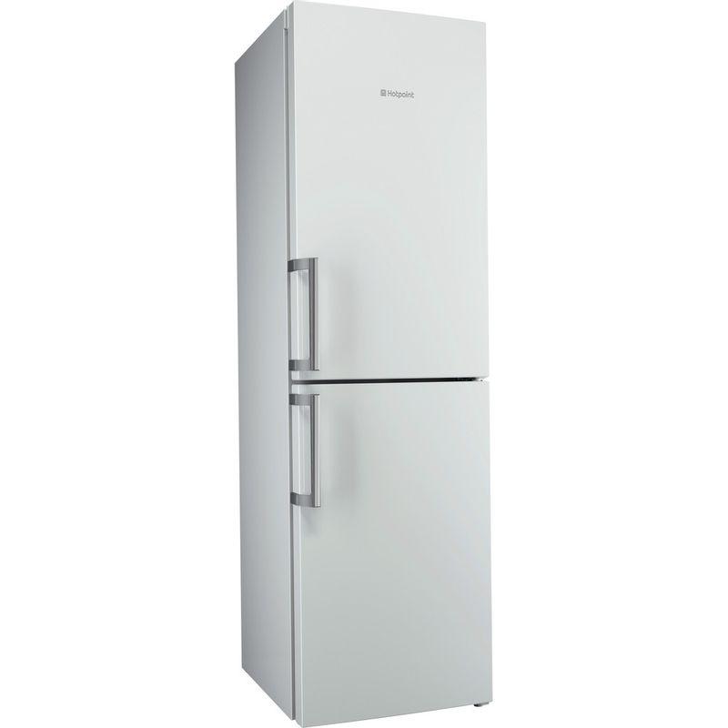 Hotpoint-Fridge-Freezer-Free-standing-XJL95-T2U-WOH-White-2-doors-Perspective