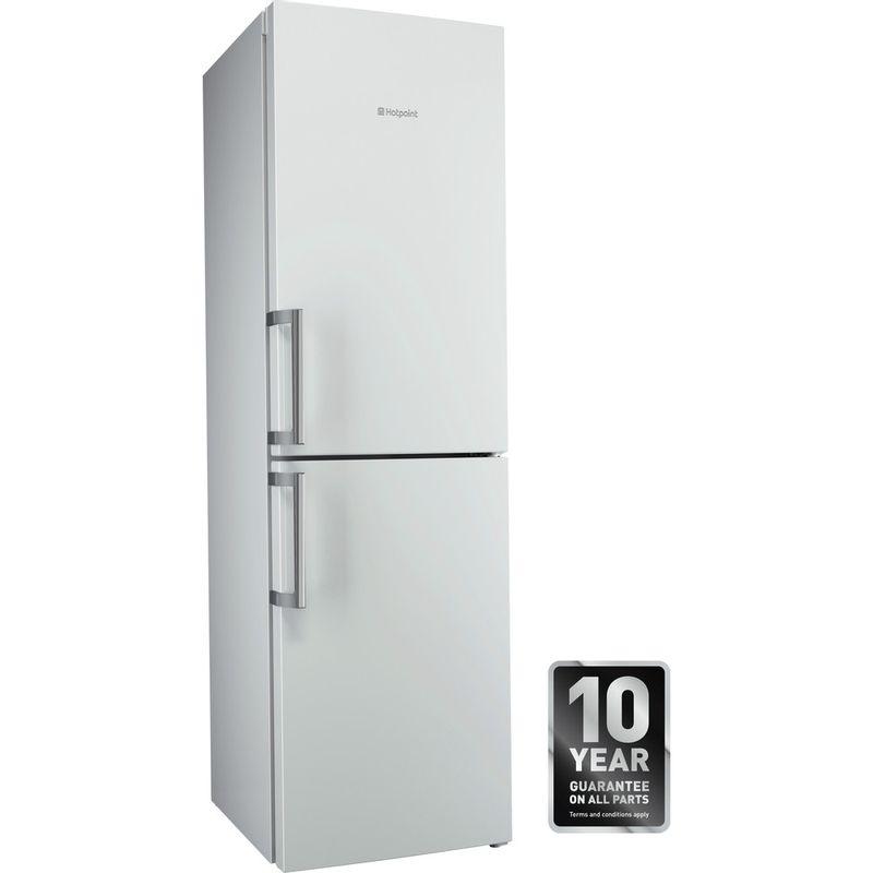 Hotpoint-Fridge-Freezer-Free-standing-XJL95-T2U-WOH-White-2-doors-Award