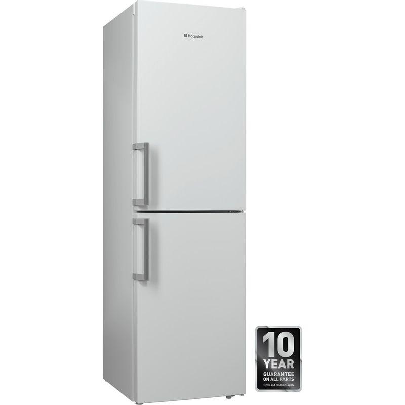 Hotpoint-Fridge-Freezer-Free-standing-XAL95-T1U-WOJH-White-2-doors-Award