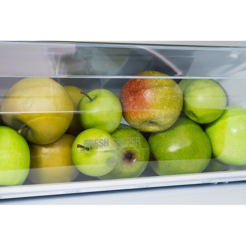 Hotpoint-Fridge-Freezer-Free-standing-XAL95-T1U-WOJH-White-2-doors-Drawer