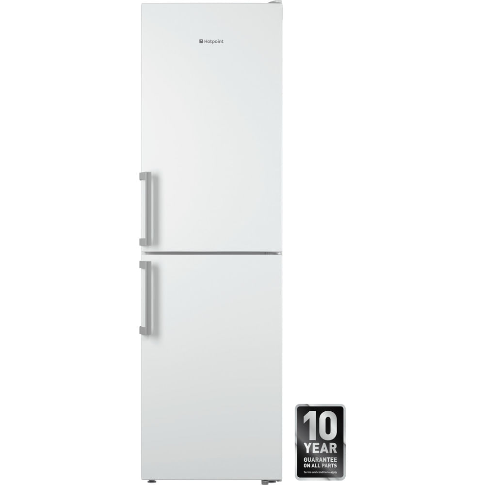 Hotpoint Freestanding fridge freezer XECO95 T2I WH : discover the specifications of our home appliances and bring the innovation into your house and family.