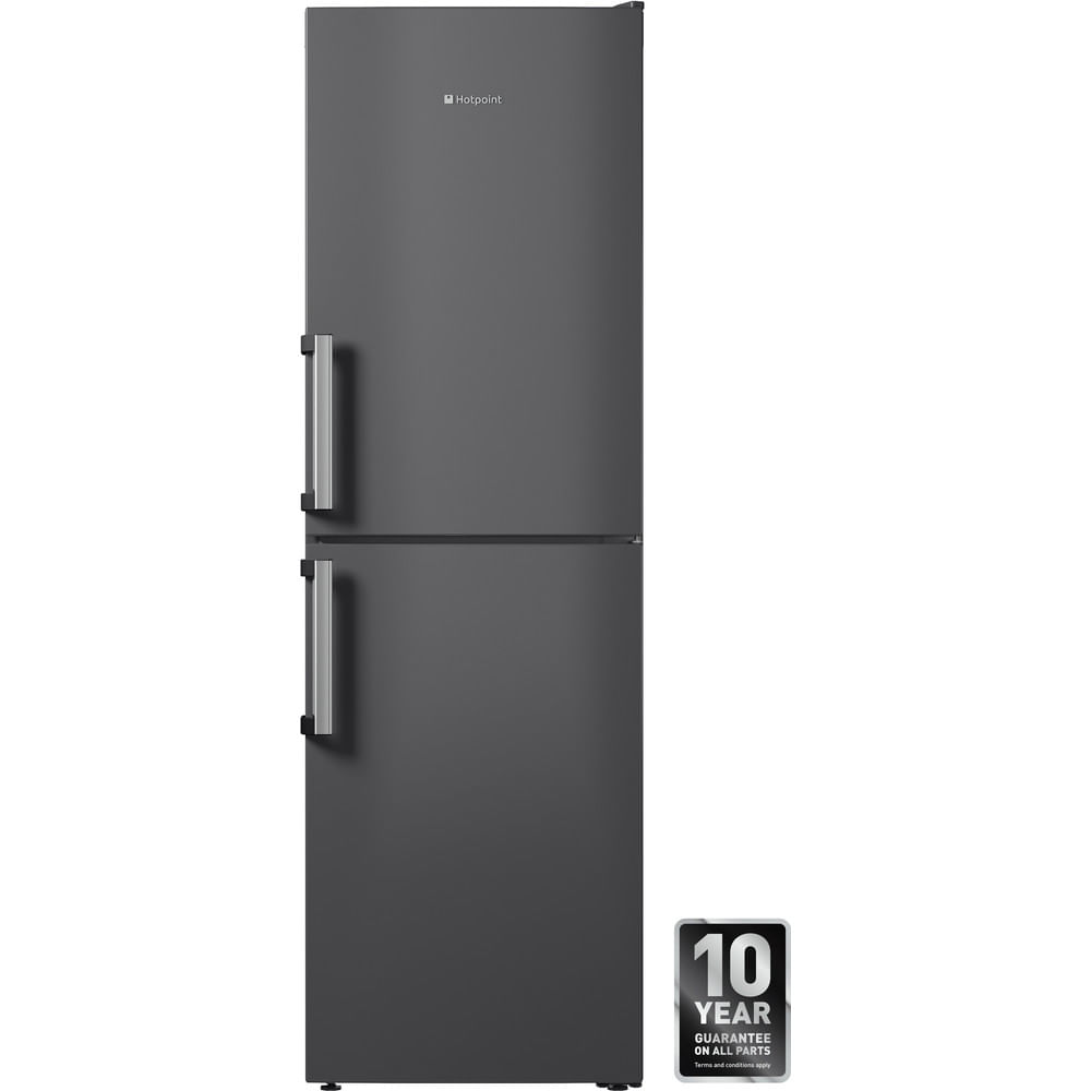 Hotpoint Freestanding fridge freezer LAG85 N1I GH : discover the specifications of our home appliances and bring the innovation into your house and family.