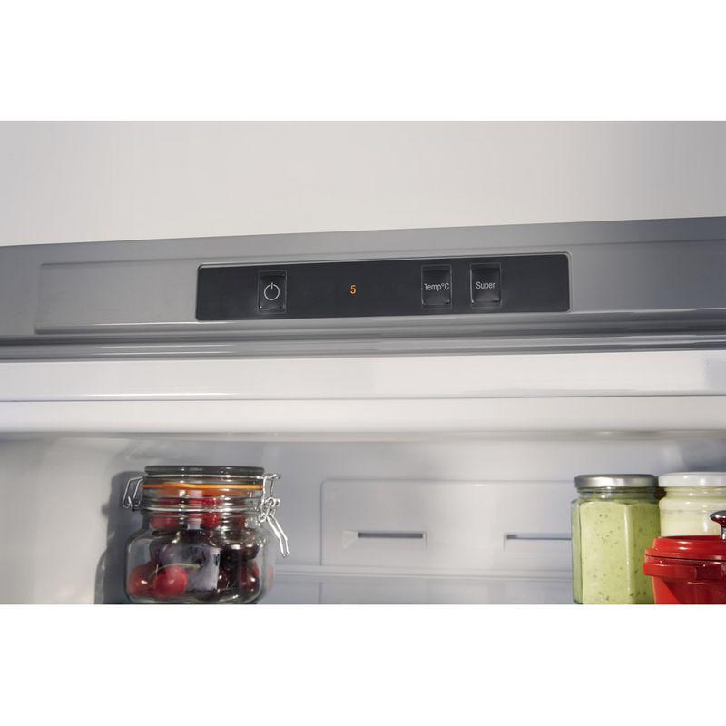 Hotpoint-Fridge-Freezer-Free-standing-LAG85-N1I-GH-Graphite-2-doors-Lifestyle-control-panel