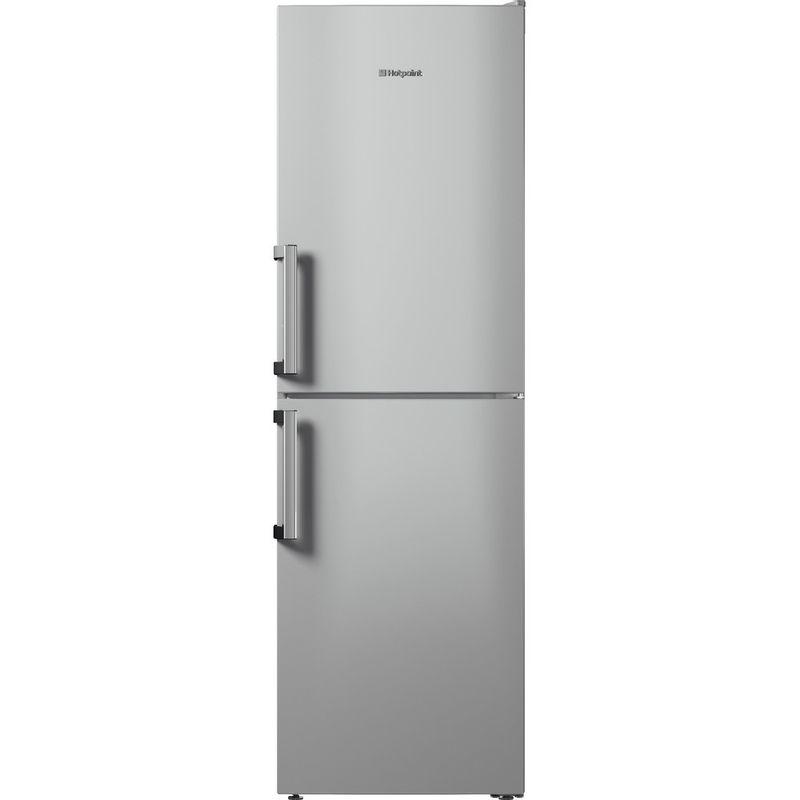 Hotpoint-Fridge-Freezer-Free-standing-XAO95-T2U-GOH-Graphite-2-doors-Frontal