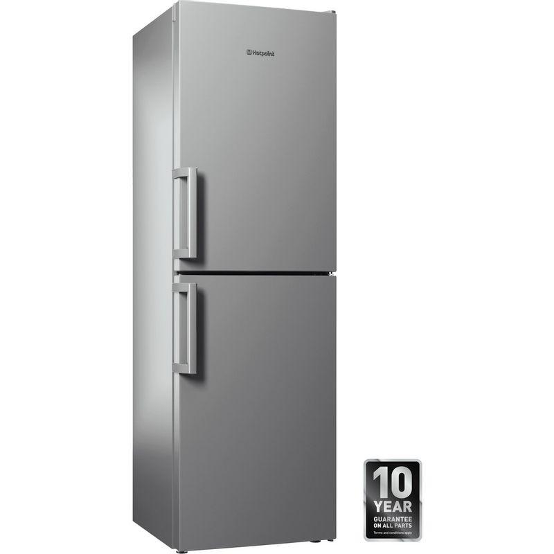 Hotpoint-Fridge-Freezer-Free-standing-XAO95-T2U-GOH-Graphite-2-doors-Award
