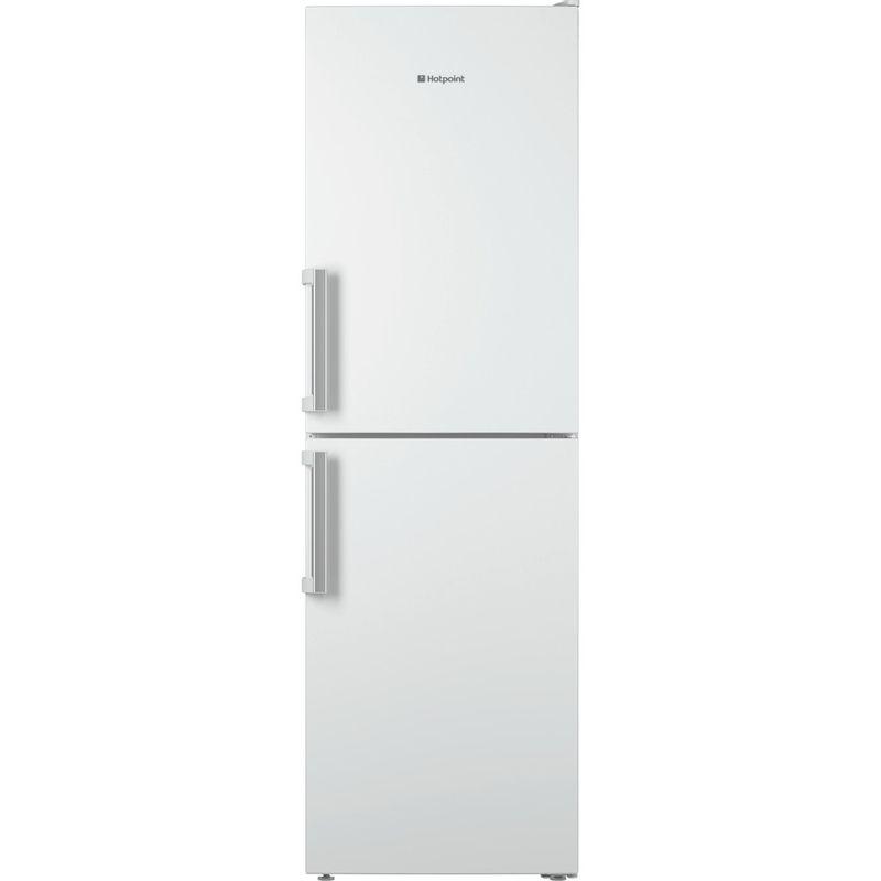 Hotpoint-Fridge-Freezer-Free-standing-LAG85-N1I-WH-White-2-doors-Frontal