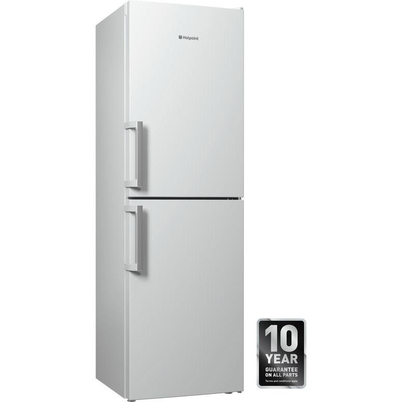 Hotpoint-Fridge-Freezer-Free-standing-LAG85-N1I-WH-White-2-doors-Perspective