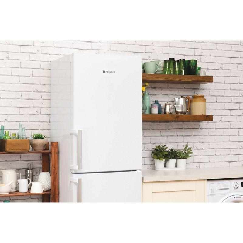 Hotpoint-Fridge-Freezer-Free-standing-LAG85-N1I-WH-White-2-doors-Lifestyle_Perspective