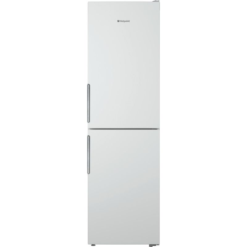 Hotpoint-Fridge-Freezer-Free-standing-XEX95-T1I-WZ-White-2-doors-Frontal