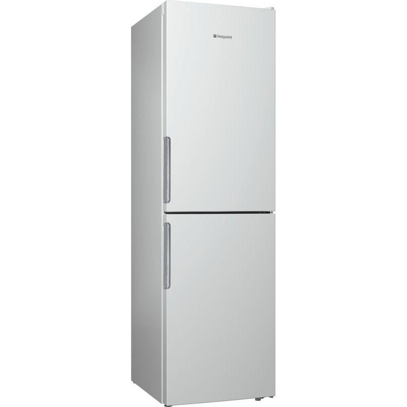 Hotpoint-Fridge-Freezer-Free-standing-XEX95-T1I-WZ-White-2-doors-Perspective