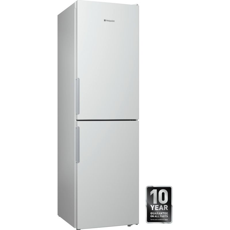 Hotpoint-Fridge-Freezer-Free-standing-XEX95-T1I-WZ-White-2-doors-Award