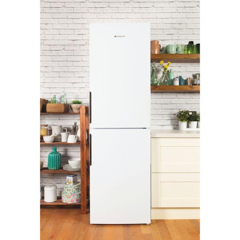 Hotpoint-Fridge-Freezer-Free-standing-XEX95-T1I-WZ-White-2-doors-Lifestyle-frontal