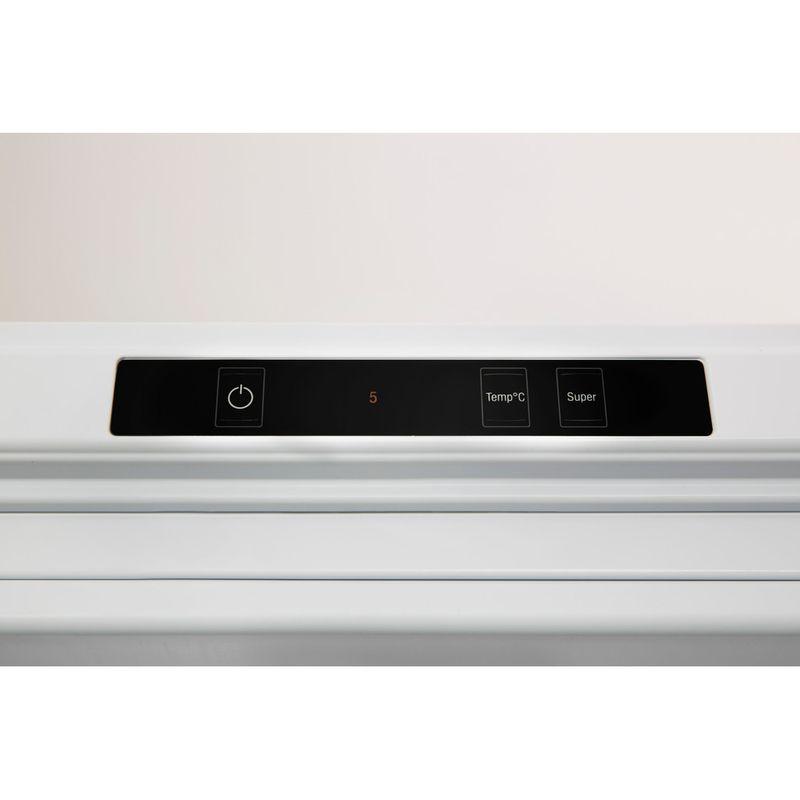 Hotpoint-Fridge-Freezer-Free-standing-XEX95-T1I-WZ-White-2-doors-Lifestyle-control-panel