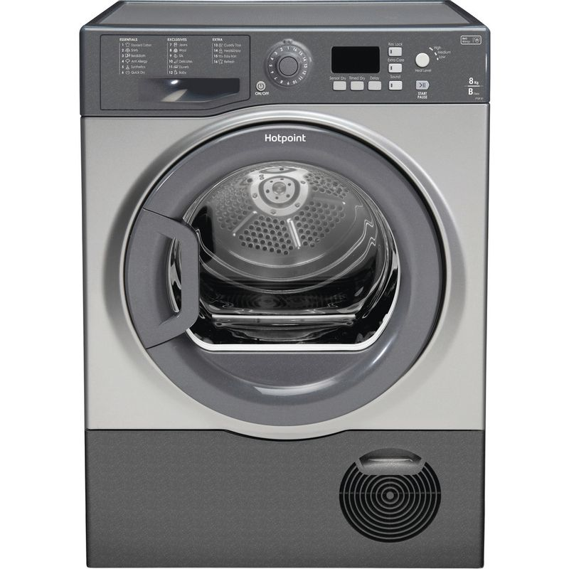Hotpoint-Dryer-FTCF-87B-GG--UK--Graphite-Frontal