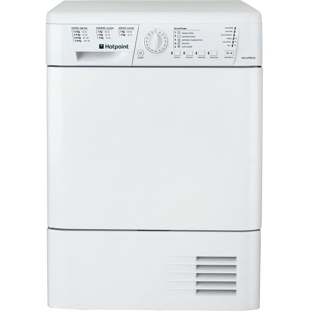 Hotpoint Freestanding tumble dryer TCHL 73B RP (UK) : discover the specifications of our home appliances and bring the innovation into your house and family.