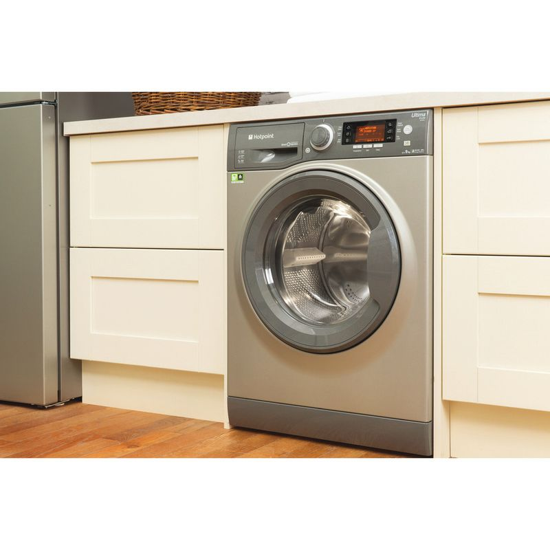 Hotpoint-Washing-machine-Free-standing-RPD-9467-JGG-UK-Graphite-Front-loader-A----Lifestyle_Perspective