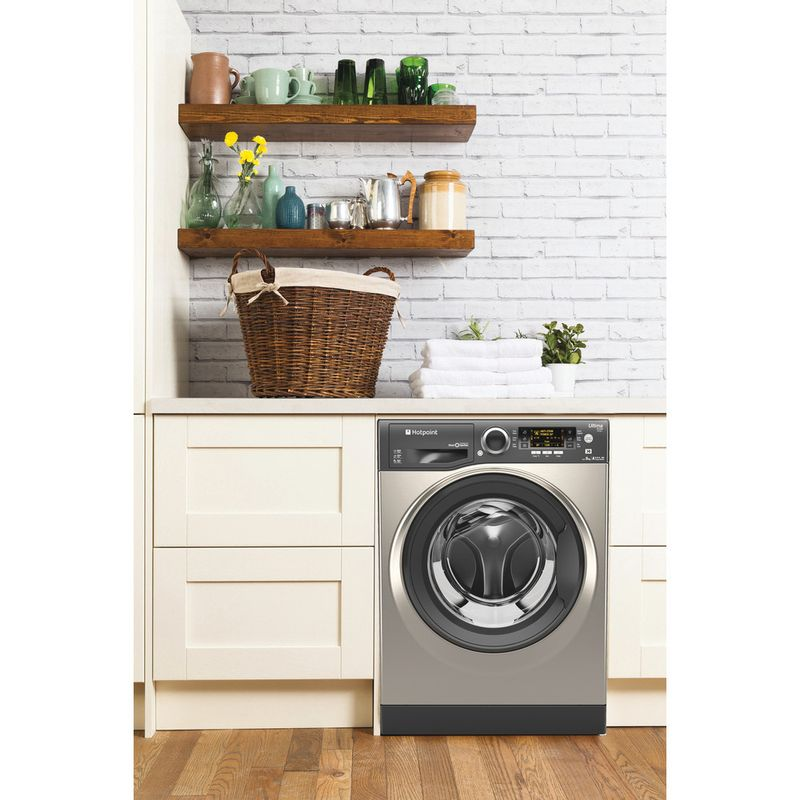 Hotpoint-Washing-machine-Free-standing-RPD-9467-JGG-UK-Graphite-Front-loader-A----Lifestyle_Frontal