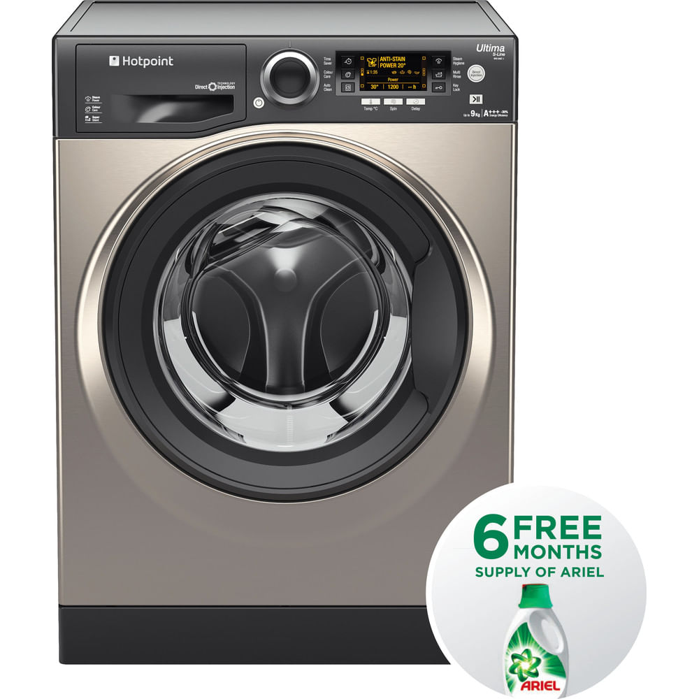 Hotpoint Freestanding Washing Machine RPD 9467 JKK UK : discover the specifications of our home appliances and bring the innovation into your house and family.