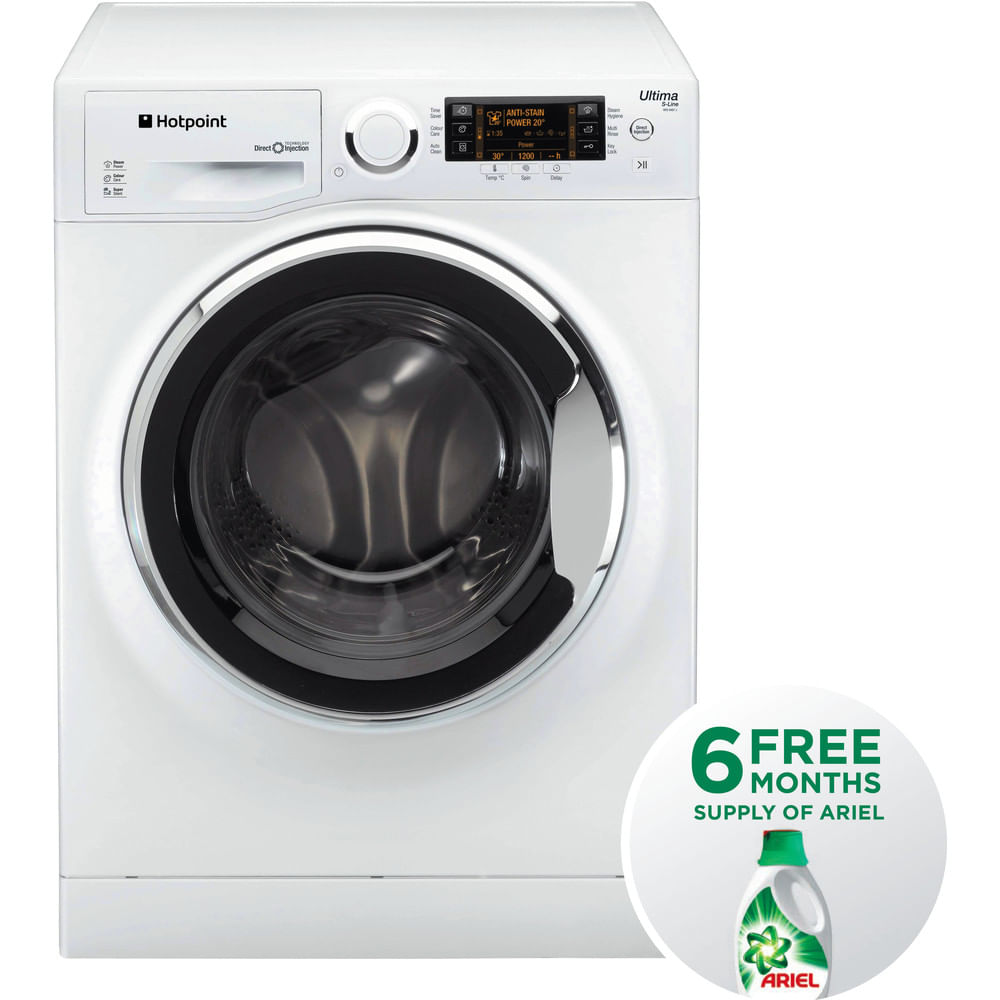 Hotpoint Freestanding Washing Machine RPD 9647 JX UK : discover the specifications of our home appliances and bring the innovation into your house and family.