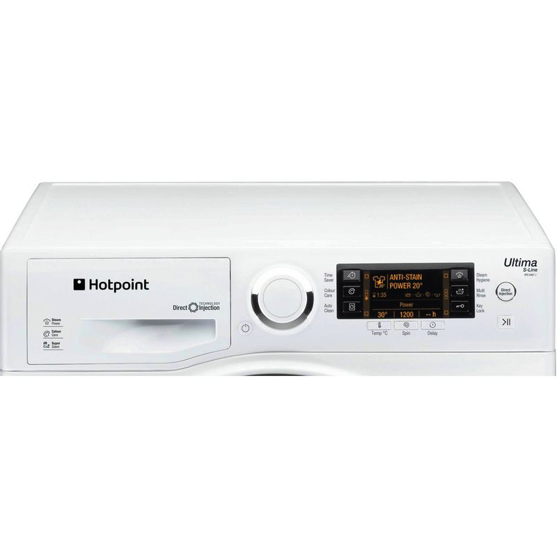 Hotpoint-Washing-machine-Free-standing-RPD-9647-JX-UK-White-Front-loader-A----Control_Panel