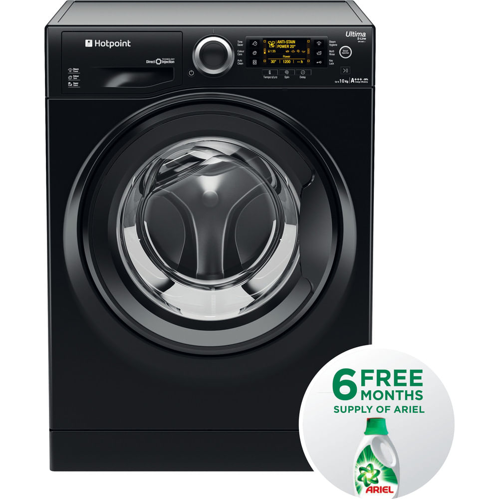 Hotpoint Freestanding Washing Machine RPD 10457 JKK UK : discover the specifications of our home appliances and bring the innovation into your house and family.