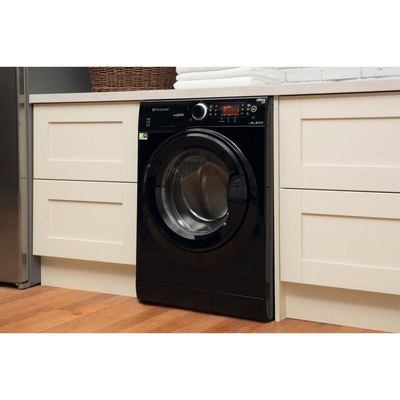 Hotpoint-Washing-machine-Free-standing-RPD-10457-JKK-UK-Black-Front-loader-A----Lifestyle_Perspective
