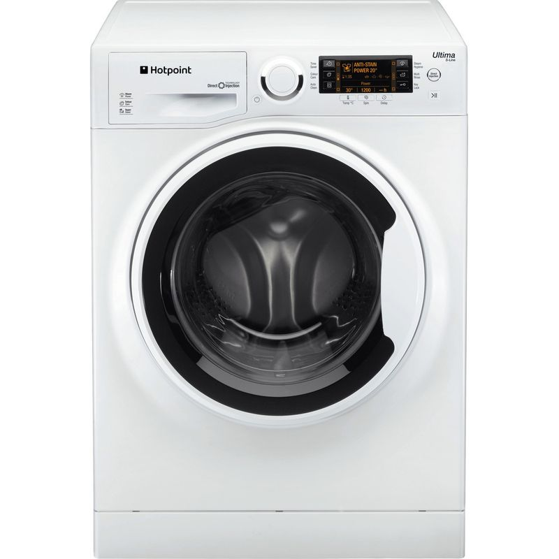 Hotpoint-Washing-machine-Free-standing-RPD-10657-J-UK-White-Front-loader-A----Frontal