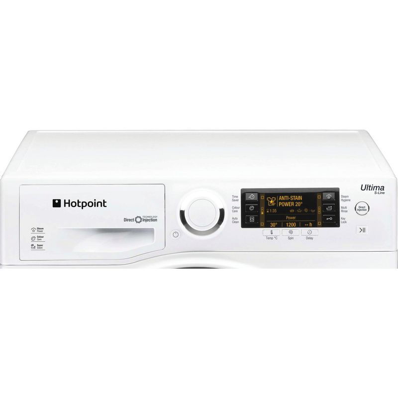 Hotpoint-Washing-machine-Free-standing-RPD-10657-JX-UK-White-Front-loader-A----Control_Panel