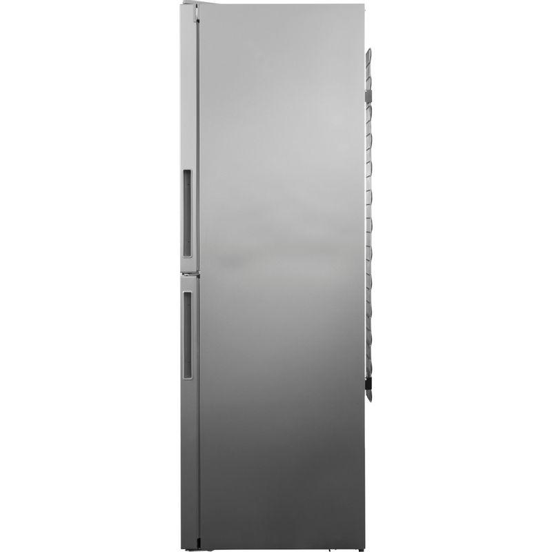 Hotpoint-Fridge-Freezer-Free-standing-XAO85-T1I-G-Graphite-2-doors-Back---Lateral