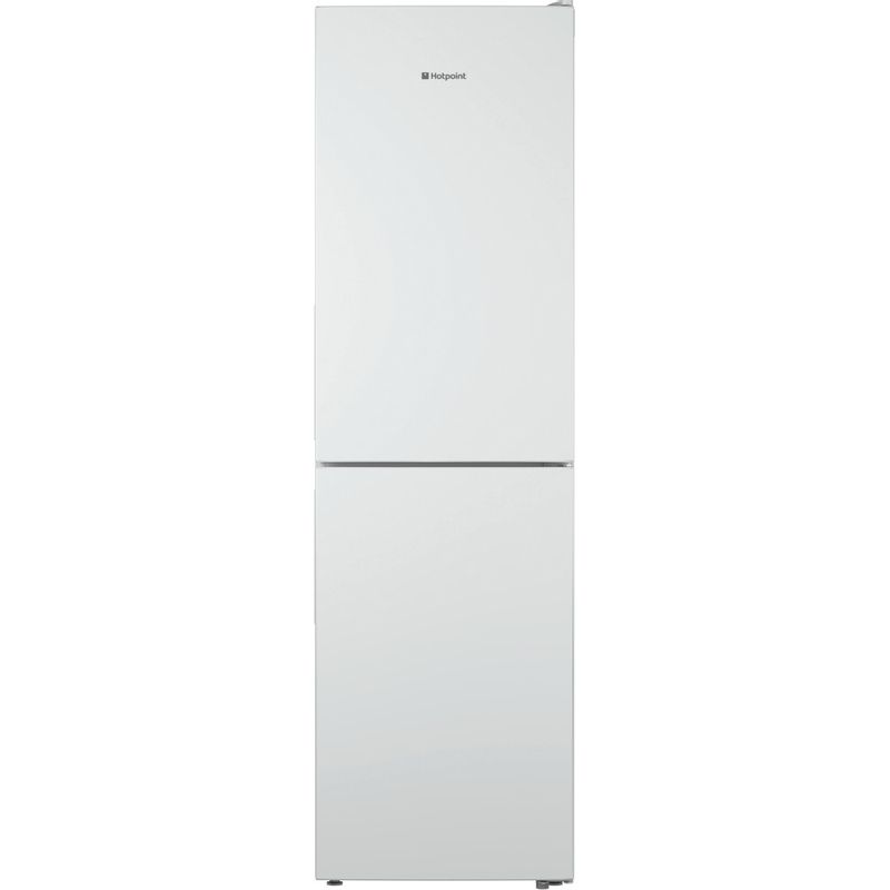 Hotpoint-Fridge-Freezer-Free-standing-XAO95-T1I-W-White-2-doors-Frontal