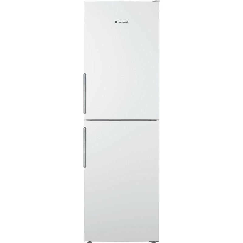 Hotpoint-Fridge-Freezer-Free-standing-LAO85-FF1I-W-White-2-doors-Frontal