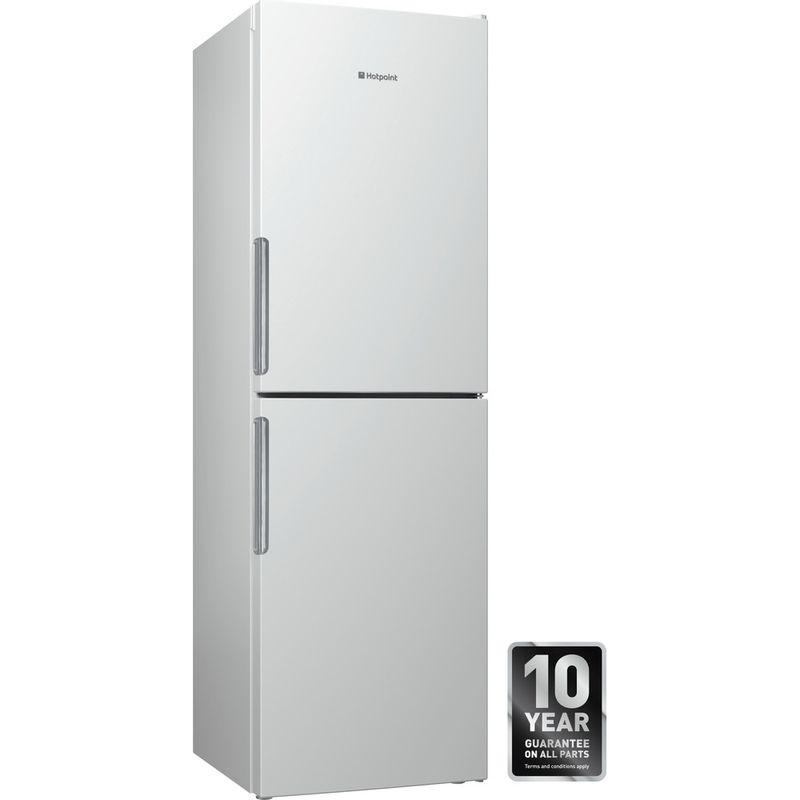 Hotpoint-Fridge-Freezer-Free-standing-LAO85-FF1I-W-White-2-doors-Award