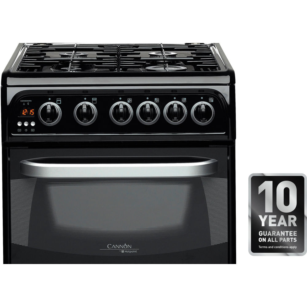 Hotpoint Double Cooker CH50GCIK.0 : discover the specifications of our home appliances and bring the innovation into your house and family.