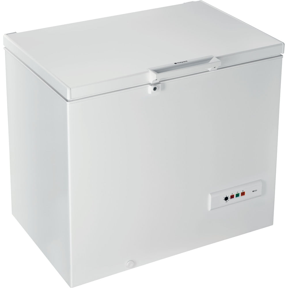 Hotpoint Freezer Horizontal CS1A 250 H UK : discover the specifications of our home appliances and bring the innovation into your house and family.