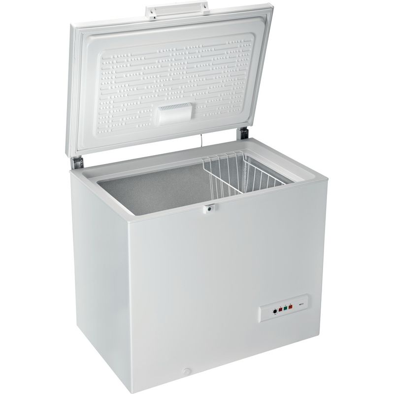 Hotpoint-Freezer-Free-standing-CS1A-250-H-UK-White-Perspective_Open